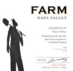 2015 FARM Napa Valley Chardonnay 750ML Image