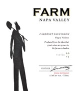 2015 FARM Napa Valley Cabernet Sauvignon 750ML Image